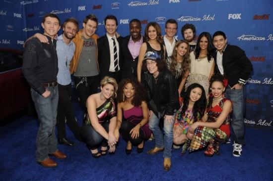 American Idol 2011 finalists