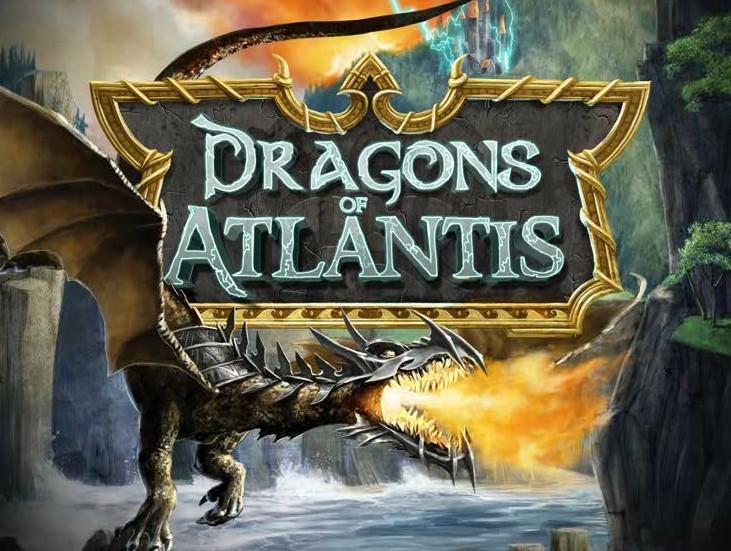Kabam's 'Dragons of Atlantis' game