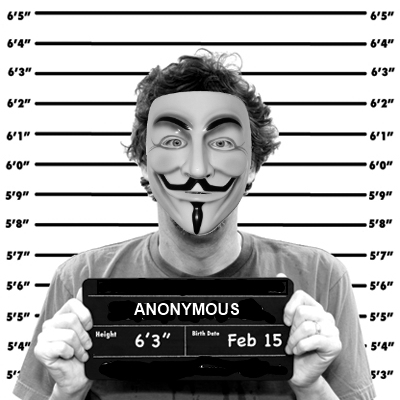 Anonymous Arrests
