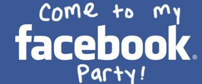 Facebook party is on
