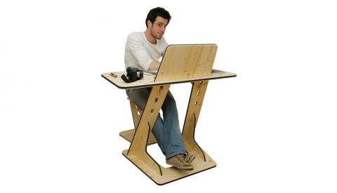 AZ Desk by Guillame Bouvet