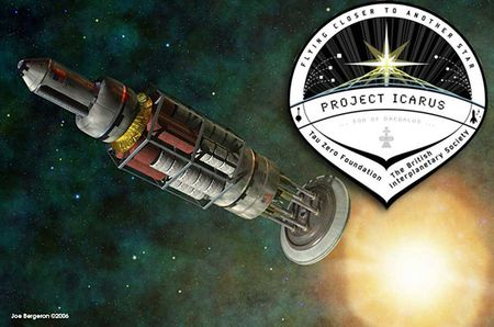 How Project Icarus Scientists Are Designing An Interstellar Space