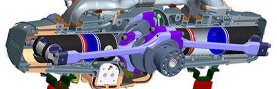Pinnacle Engines' revolutionary four-stroke internal combustion engine can deliver 30 to 50 percent better fuel economy, and could be commercialized by 2013.