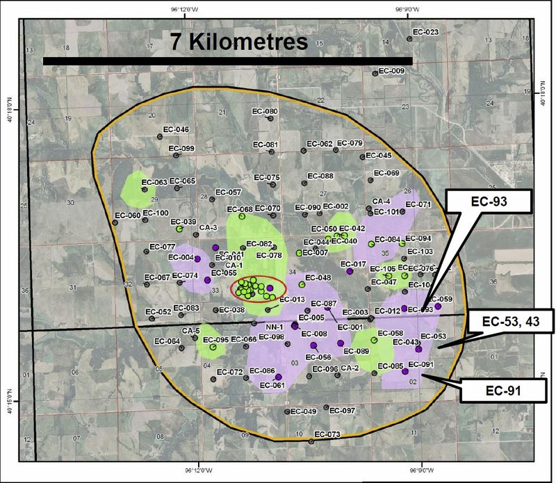 Elk Creek Carbonite in Elk Creek, Nebraska holds largest untapped deposits of rare earth metals in U.S.