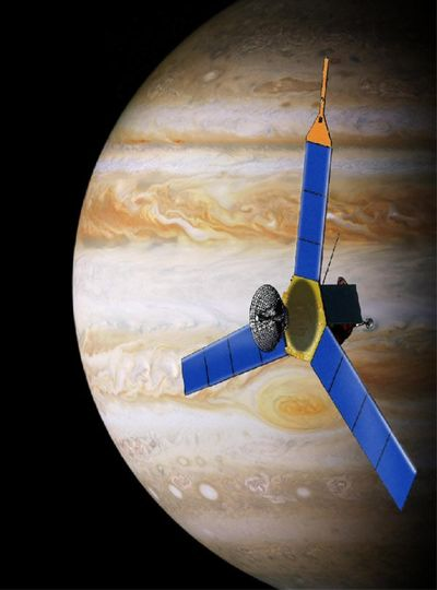 NASA Juno Mission