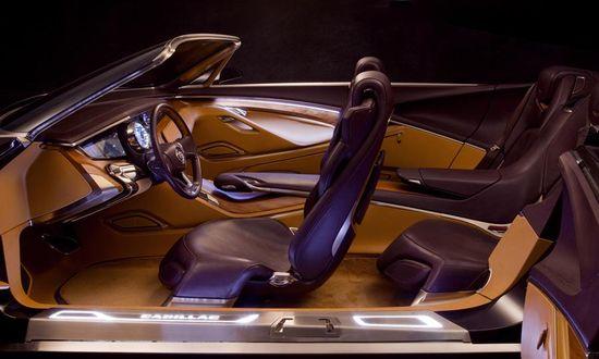 Cadillac 4 Door Convertible Concept Cadillac Ciel Concept Car 4