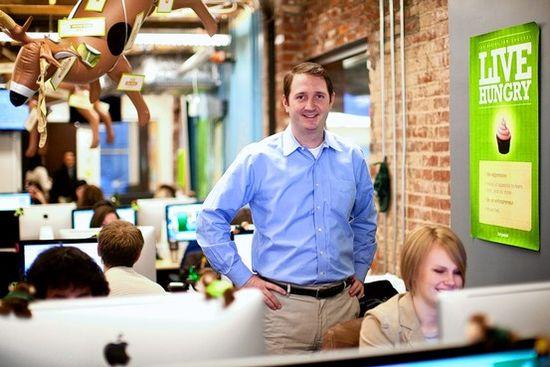LivingSocial CEO Tim O'Shaughnessy