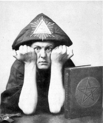 Aleister Crowley was a member of Ordo templi Orientis