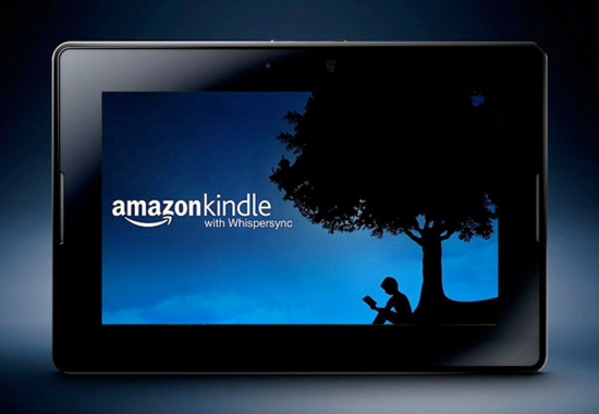 Amazon Kindle Fire will resemble the RIM BlackBerry Playbook