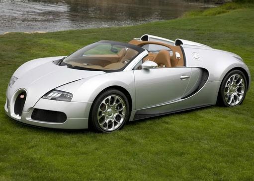 Bugatti Veyron Grand Sport E