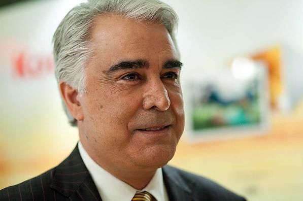 Eastman Kodak CEO Antonio Perez