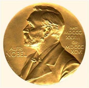 Nobel Prize for Physics Medallion