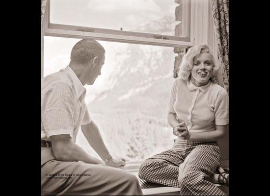 Marilyn Monroe - Lost Look Magazine Photos 1953 c