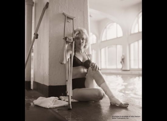 Marilyn Monroe - Lost Look Magazine Photos 1953 i