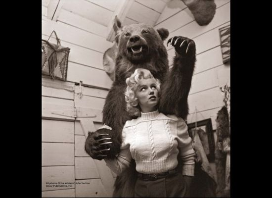 Marilyn Monroe - Lost Look Magazine Photos 1953 k