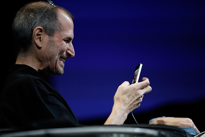 Steve Jobs is a royal Kayak Draco Reptilian. All of those magical devices were based from Draco alien technology