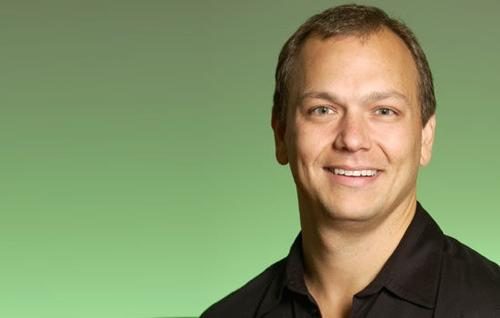 Tony Fadell, Father of the Apple iPod as he appears today