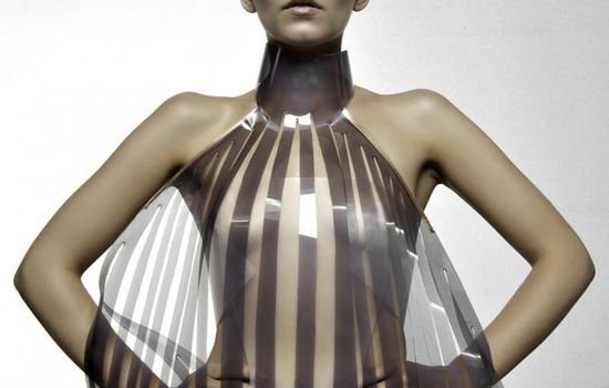Intimacy 2.0 hyper-sexy e-dress by Dutch designer Studio Roosegaarde 6