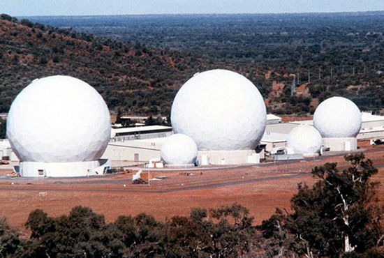 Joint Defence Space Research Facility Pine Gap