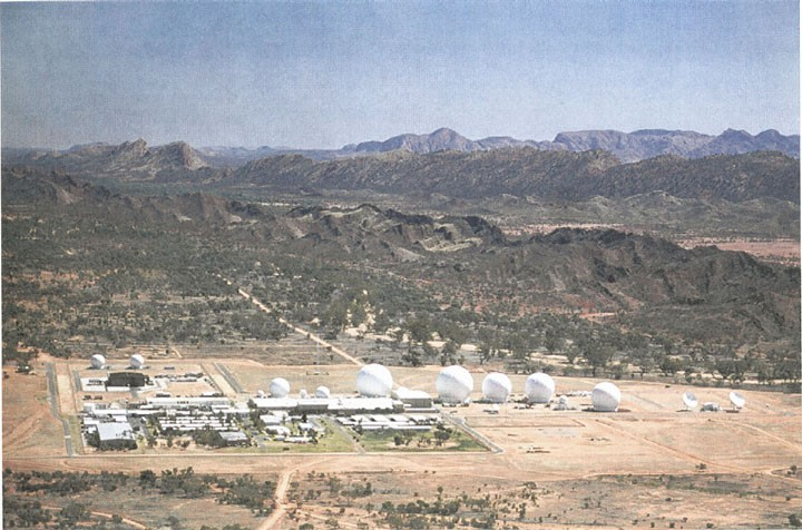 Joint Defence Space Research Facility Pine Gap 2