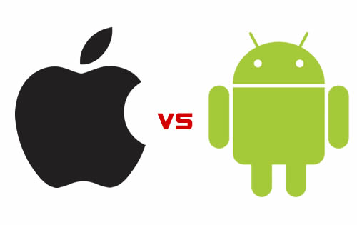 Android Overtakes Apple's iOS over Holiday Season
