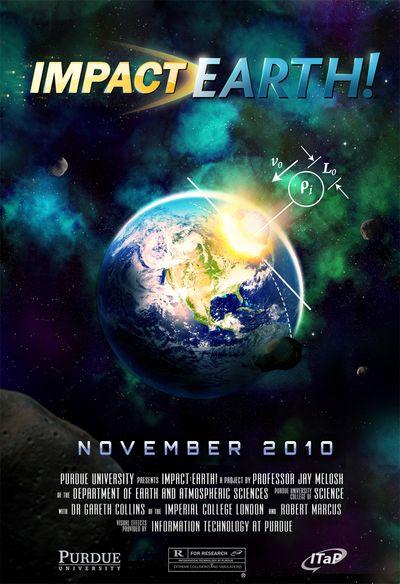Purdue University's Impact Earth