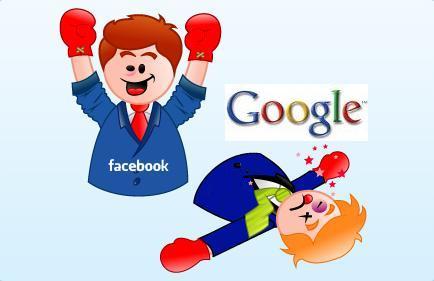Facebook scores knockout punch versus Google+