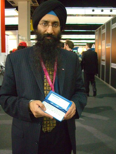 Suneet S. Tuli, CEO and Mobile Content Expert at DataWind