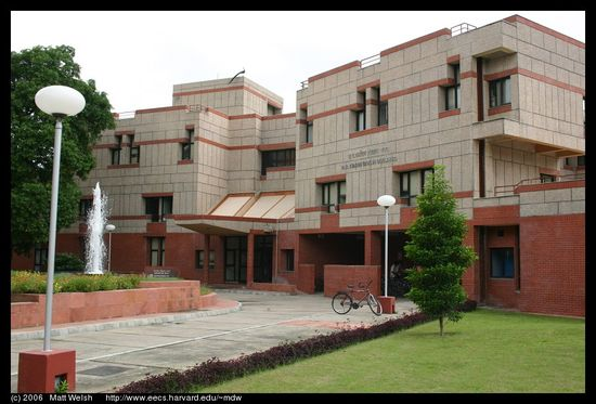 Indian Institute of Technology Kanpur campus