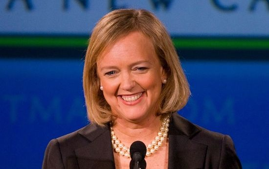 On September 22, 2011, Meg Whitman was appointed new CEO of Hewlett-Packard, replacing ousted CEO Leo Apotheker