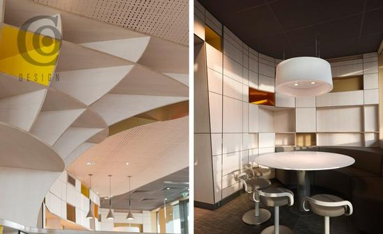 McDonalds store design concept in France by Patrick Norguet 8