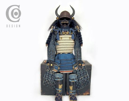 Daimyo Japanese suit of armor