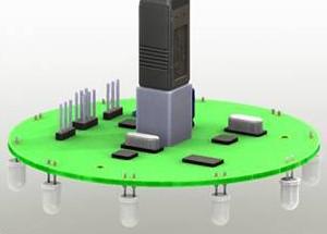 Kilobot Controller Board