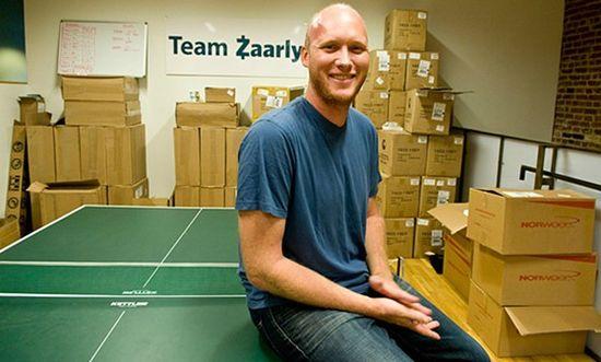 Zaarly founder and CEO Bo Fishback