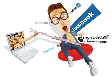 Why peoople use social networks