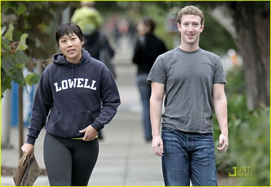 Mark Zuckerberg tries to pickup young, thick Asian chick just newly arrived to U.S.