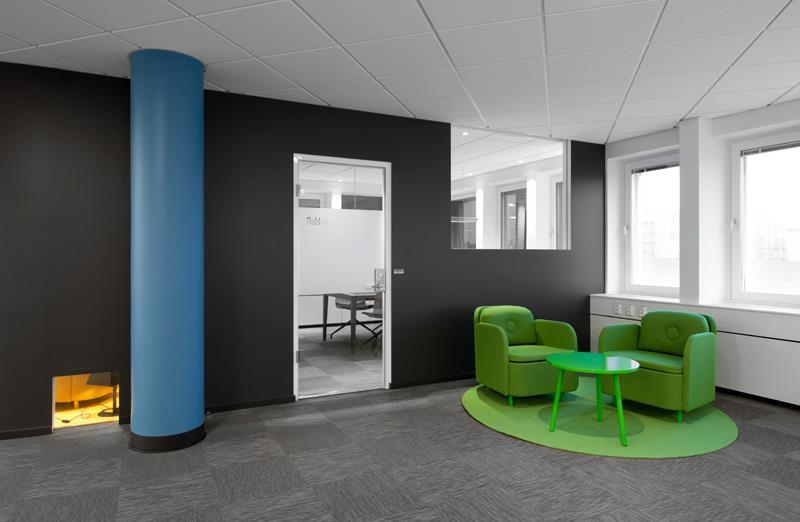 ATG IT interior, designed by Note Design Studio 4