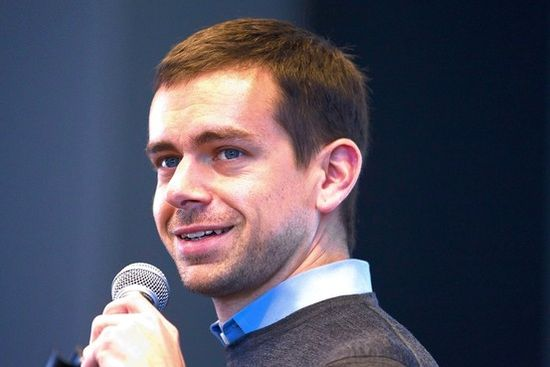 Executive Jack Dorsey, in New York this year, oversees Twitter's look.
