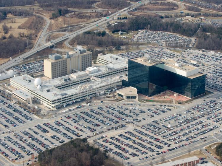 Fort Meade, Maryland is the home to the National Security Agency or NSA