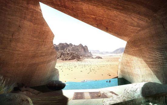 Wadi Rum Resort 10