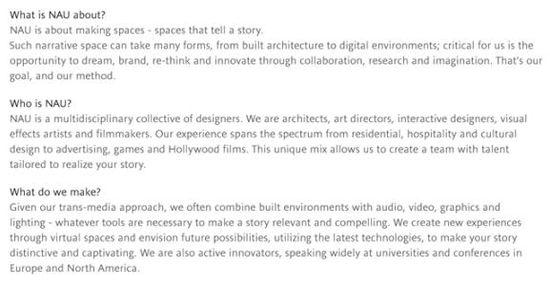 About NAU Architects