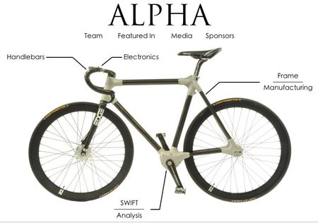 The Alpha Bike