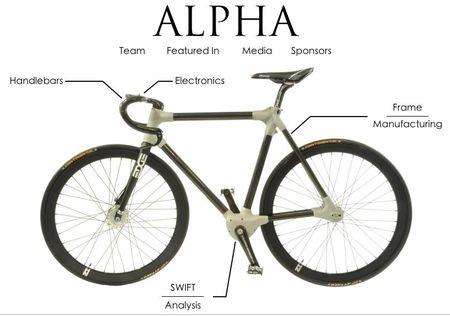 The Alpha Bike