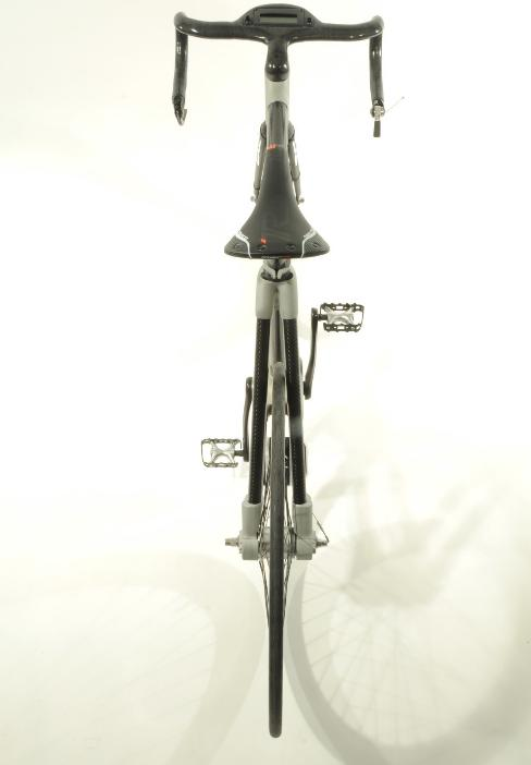 The Alpha Bike top view