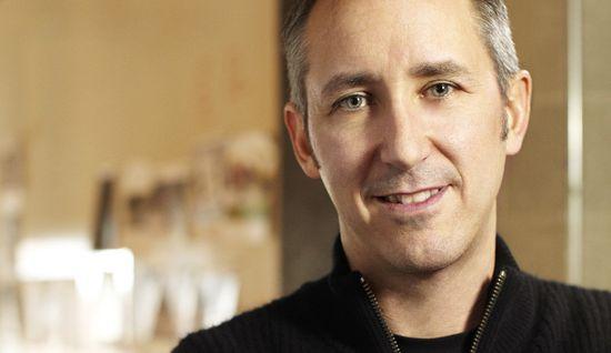 Scott Wilson, designer of the Apple NANO watch