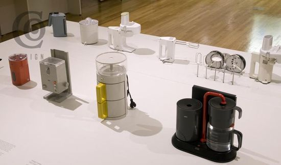 Dieter Rams kitchen appliance designs you may have seen