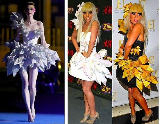 Lady Gaga dresses
