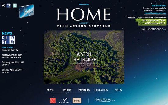 HOME - A film by Yann Arthus-Bertrand