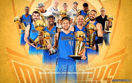 Dallas Mavericks NBA Champions 2011