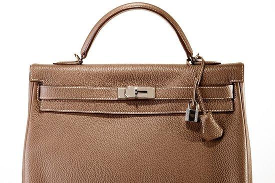 Authentic HERMES handbag